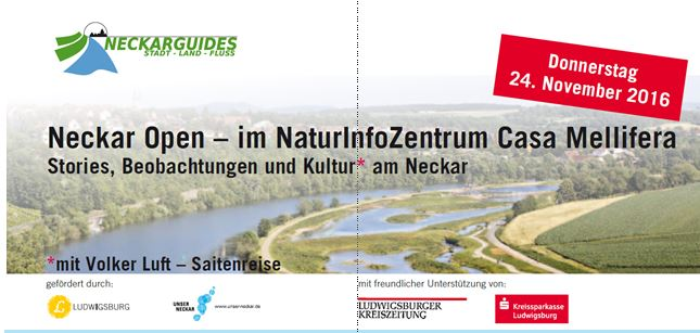 Neckar Open am Donnerstag, 24. November